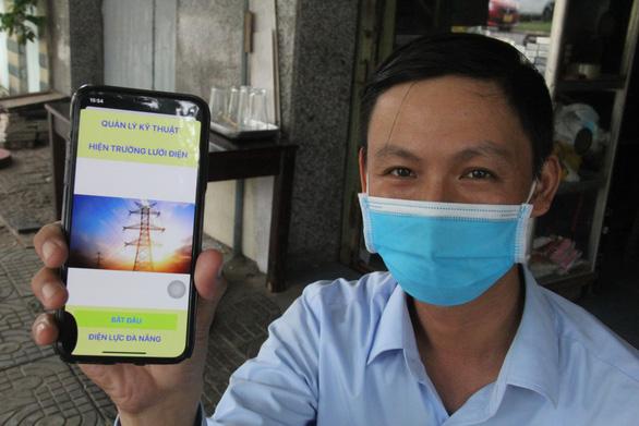 Số hóa kiểm tra lưới điện trên thiết bị di động - Ảnh 2.