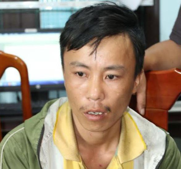 Nghi phạm giết mẹ vợ bị bắt sau 7 ngày trốn trong rừng - Ảnh 1.