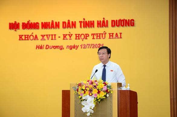 Hải Dương chuyển vốn dự án chưa giải ngân sang các dự án đang thi công - Ảnh 1.