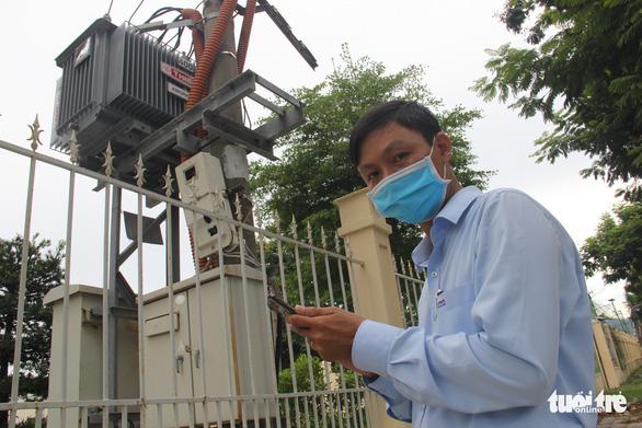 Số hóa kiểm tra lưới điện trên thiết bị di động - Ảnh 1.