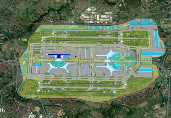 Bộ GTVT: Sân bay thứ hai cho Hà Nội ở Ứng Hòa khó khả thi - Ảnh 1.