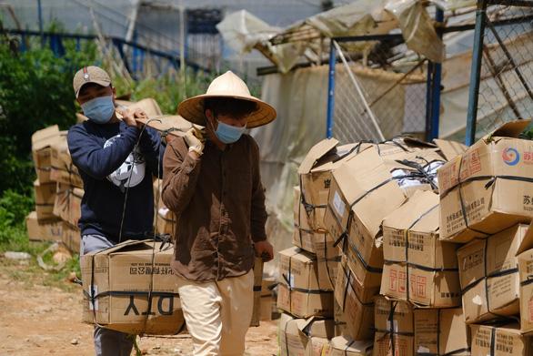 Nhà cung cấp nói giá chỉ nhích nhẹ, sao người dân TP.HCM mua 2kg khổ qua 105.000 đồng? - Ảnh 1.