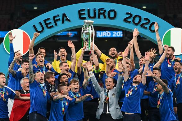 Cuộc khởi nghiệp vĩ đại của bóng đá Ý - Ảnh 1.