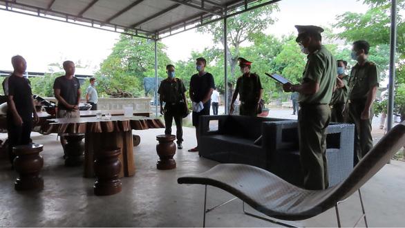Trùm giang hồ Quảng Trị Hùng đĩ bị bắt và khởi tố vì đánh bạc - Ảnh 1.
