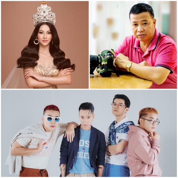Phương Khánh làm giám khảo Hoa hậu Trái đất Philippines, cascadeur Lữ Đắc Long mắc COVID-19 - Ảnh 1.