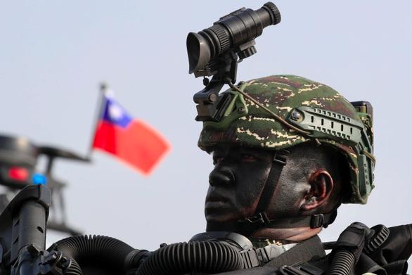 Nhật đề cập trực tiếp Đài Loan lần đầu tiên trong sách trắng quốc phòng - Ảnh 1.