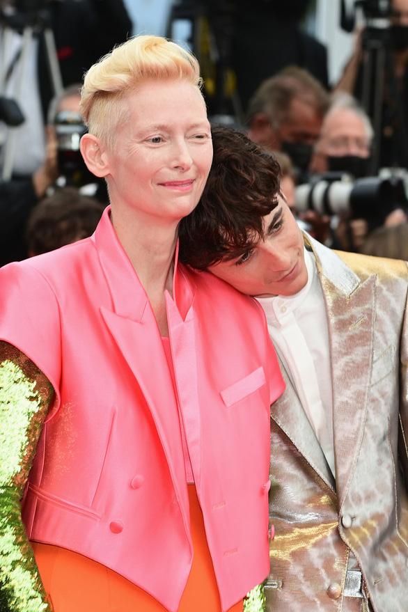 Phạm Linh Đan - ngôi sao gốc Việt của phim Đông Dương - rạng rỡ trên thảm đỏ Cannes - Ảnh 6.