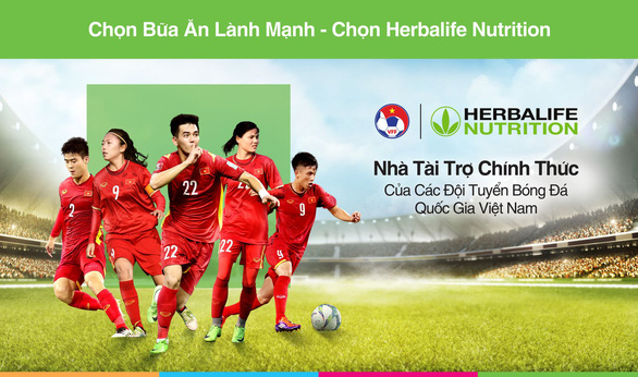 Đội tuyển bóng đá quốc gia Việt Nam có thêm nhà tài trợ - Ảnh 1.