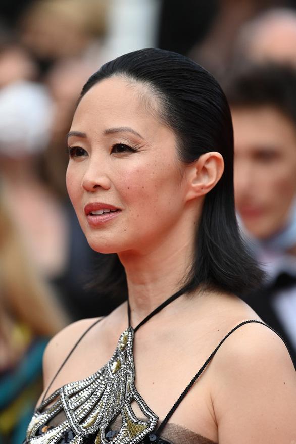 Phạm Linh Đan - ngôi sao gốc Việt của phim Đông Dương - rạng rỡ trên thảm đỏ Cannes - Ảnh 4.