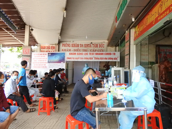 Dịch COVID-19 ngày 13-7:  Bình Phước giãn cách xã hội theo Chỉ thị 15 thêm huyện Đồng Phú - Ảnh 1.