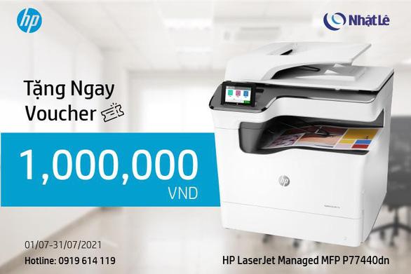 HP Pagewide MFP P77440dn - Máy in đa chức năng lý tưởng cho doanh nghiệp - Ảnh 4.