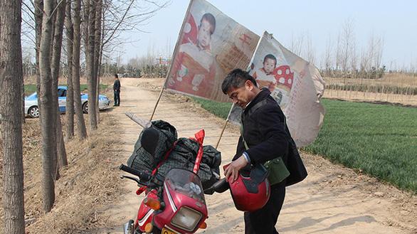 Nguyên mẫu người cha trong phim Thất cô - do Lưu Đức Hoa thủ vai - đã tìm thấy con bị bắt cóc - Ảnh 2.