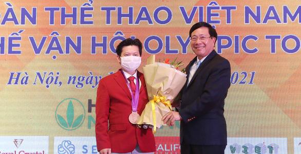 Đoàn thể thao Việt Nam xuất quân tham dự Olympic Tokyo 2020 - Ảnh 2.