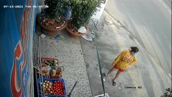Xác minh video tổ công tác phường Tam Bình giằng co với người phụ nữ - Ảnh 2.