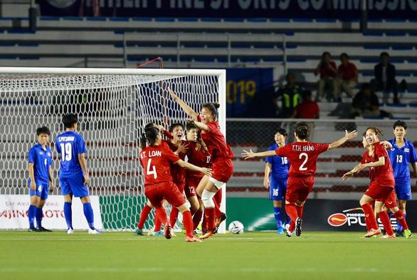 Triệu tập 34 cầu thủ đội tuyển nữ Việt Nam chuẩn bị Giải bóng đá nữ châu Á 2022 - Ảnh 1.