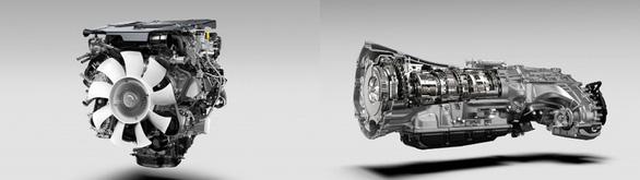 Kỷ niệm 70 năm ra đời, Toyota Land Cruiser ra mắt thế hệ mới - Ảnh 3.