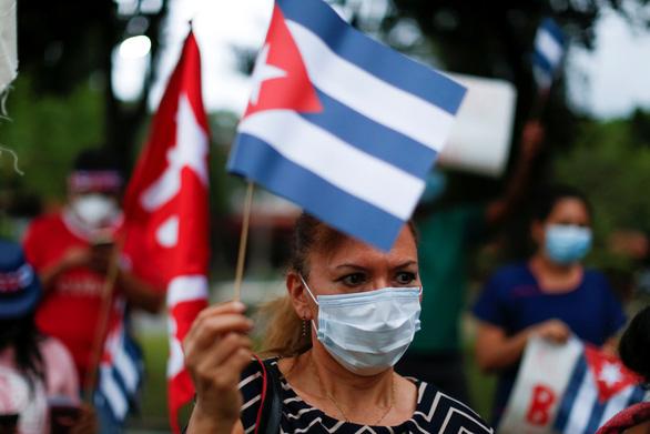 Cuba xác nhận có người chết trong các vụ gây rối - Ảnh 1.