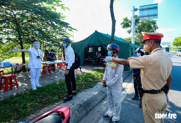 3 người từ TP.HCM về Thái Nguyên khai báo y tế xong trốn đi Hà Nội để né cách ly - Ảnh 1.