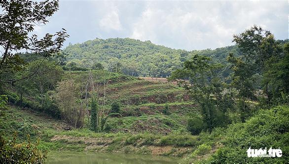 Ngang nhiên ủi đất nông nghiệp và đất rừng, còn thách thức chính quyền - Ảnh 1.