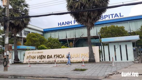 Một bệnh viện tư nhân tại An Giang thông báo tiêm vắc xin COVID-19 dịch vụ - Ảnh 1.