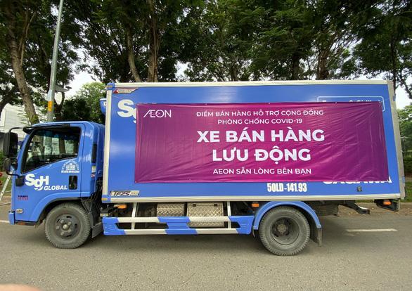 AEON Việt Nam đảm bảo đủ hàng hóa, người dân có thể mua qua nhiều hình thức online - Ảnh 2.