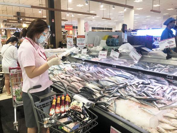 AEON Việt Nam đảm bảo đủ hàng hóa, người dân có thể mua qua nhiều hình thức online - Ảnh 3.