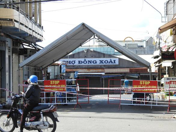 Bình Phước thực hiện chỉ thị 16 thêm tại TP Đồng Xoài và huyện Đồng Phú - Ảnh 1.