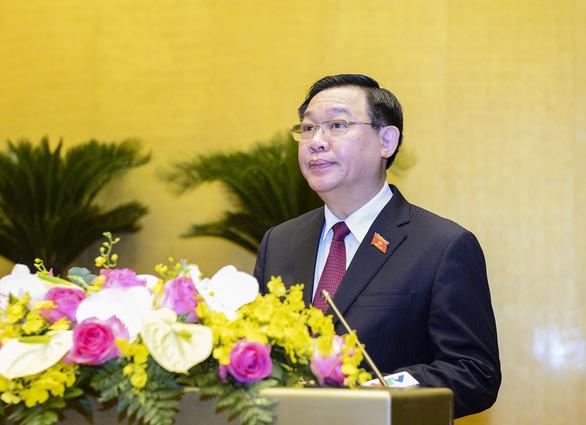 Chủ tịch Quốc hội Vương Đình Huệ: Công tác nhân sự được chuẩn bị kỹ lưỡng, bài bản - Ảnh 1.