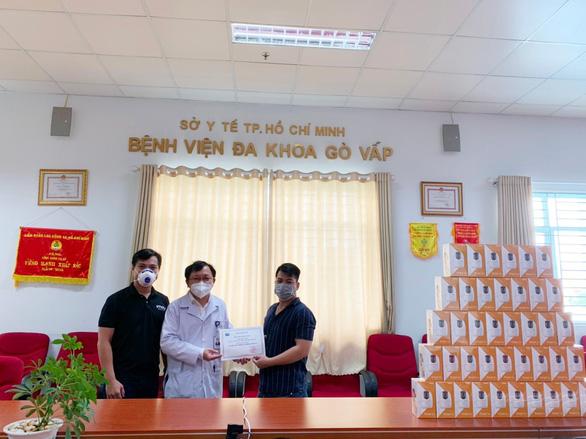 Imou Việt Nam tặng camera giám sát chung tay góp sức chống COVID-19 - Ảnh 1.