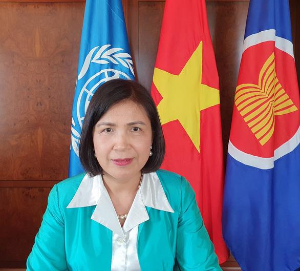 Liên Hiệp Quốc thông qua nghị quyết về khí hậu và quyền con người do Việt Nam đề xuất - Ảnh 1.