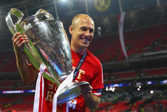 Robben lần thứ hai giải nghệ - Ảnh 1.