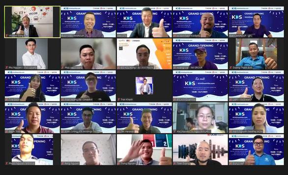 Ra mắt KinhDoanhSo - Trung tâm đào tạo và hỗ trợ doanh nghiệp chuyển đổi số - Ảnh 2.