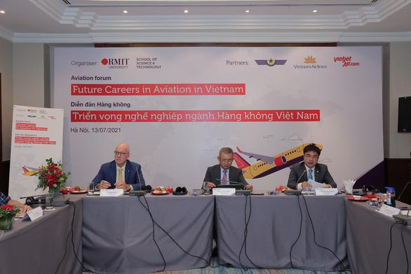 Nhân lực chất lượng cao là chìa khóa để ngành hàng không phục hồi bền vững - Ảnh 1.