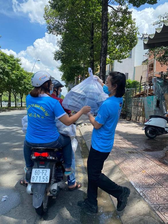 Hội Doanh Nhân Trẻ Việt Nam đóng góp gần 1 tỉ đồng phục vụ suất ăn cho tuyến đầu - Ảnh 4.