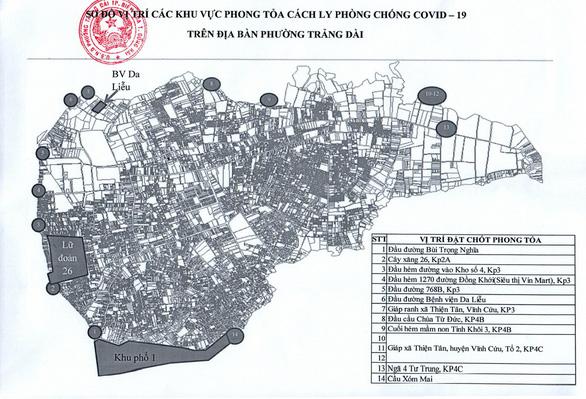 Biên Hòa phong tỏa siêu phường Trảng Dài với trên 111.000 người - Ảnh 2.