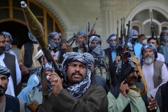 Taliban chiếm thế thượng phong - Ảnh 1.
