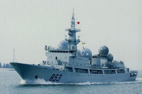 Úc cảnh báo sẽ tiếp đón tàu do thám Trung Quốc đi vào EEZ nước này - Ảnh 1.