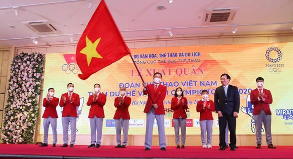 Chưa mua được bản quyền truyền hình Olympic Tokyo 2020 tại Việt Nam - Ảnh 1.