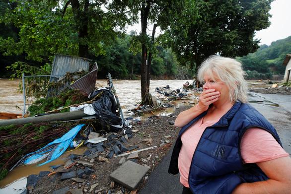 68 نفر در اروپای غربی در اثر طوفان و سیل جان خود را از دست دادند - عکس 1.