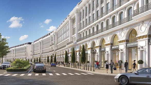 Đất Xanh Miền Trung sắp mở bán Shophouse Regal Maison Phu Yen - lâu đài trên đại lộ biển - Ảnh 1.