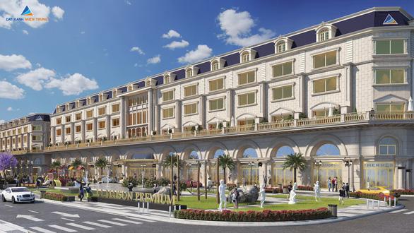 Đất Xanh Miền Trung sắp mở bán Shophouse Regal Maison Phu Yen - lâu đài trên đại lộ biển - Ảnh 2.