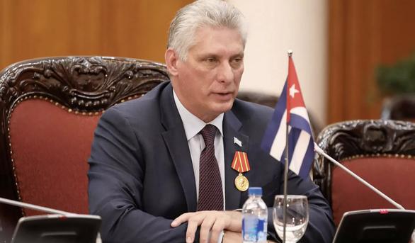 Chủ tịch Cuba nói Mỹ 'thất bại trong nỗ lực tiêu diệt Cuba' - Ảnh 1.