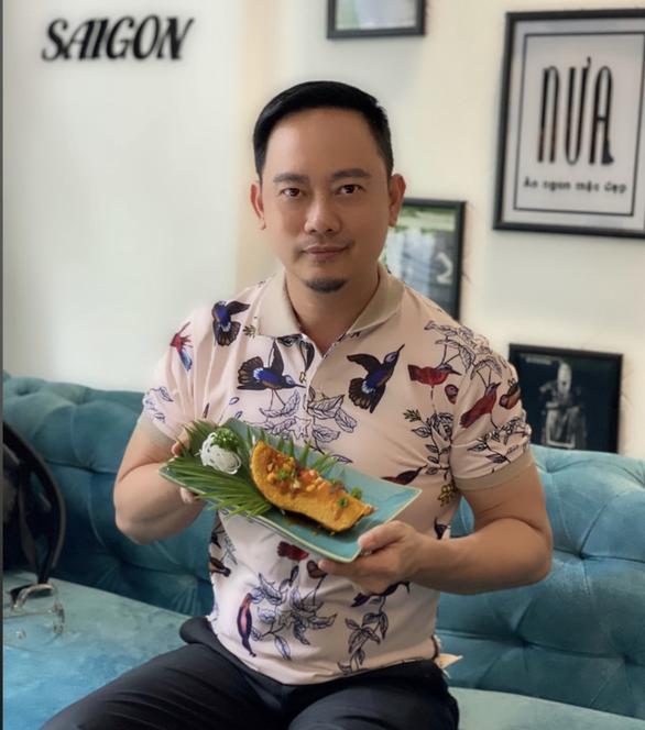 Võ Việt Chung chia sẻ cách nấu món ngon, giàu dinh dưỡng từ rau củ quả có sẵn trong tủ lạnh - Ảnh 1.