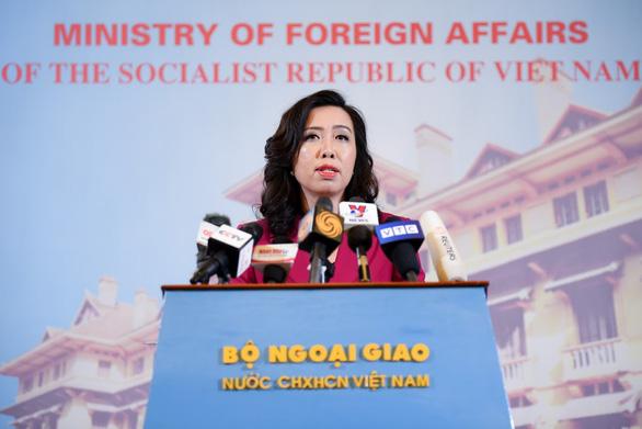 Việt Nam lên tiếng về biểu tình ở Cuba, kêu gọi Mỹ bỏ cấm vận với Cuba - Ảnh 1.