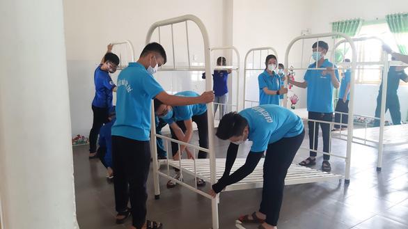 Hàng ngàn chỗ cách ly, cả khách sạn 5 sao, chờ đón bà con Quảng Nam - Đà Nẵng trở về - Ảnh 4.