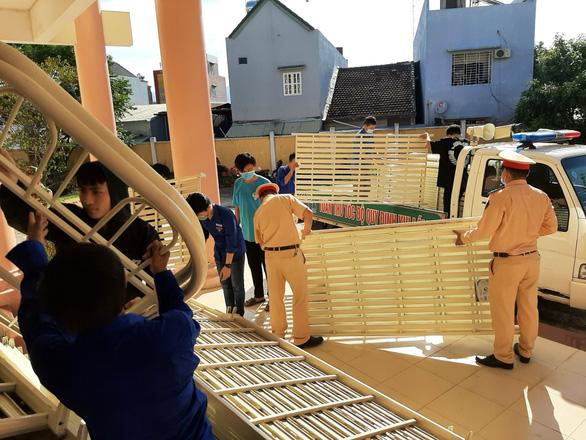 Hàng ngàn chỗ cách ly, cả khách sạn 5 sao, chờ đón bà con Quảng Nam - Đà Nẵng trở về - Ảnh 5.