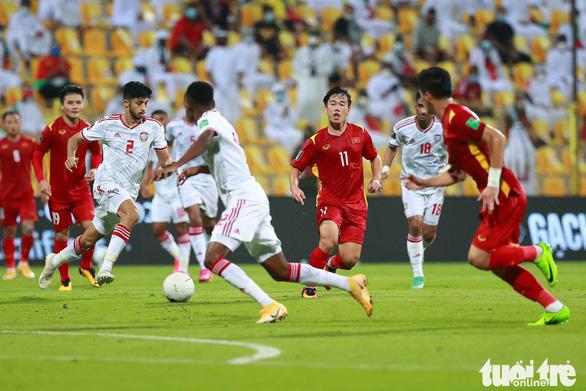 Vòng loại cuối cùng World Cup 2022: Ông Park mong V-League trở lại - Ảnh 1.
