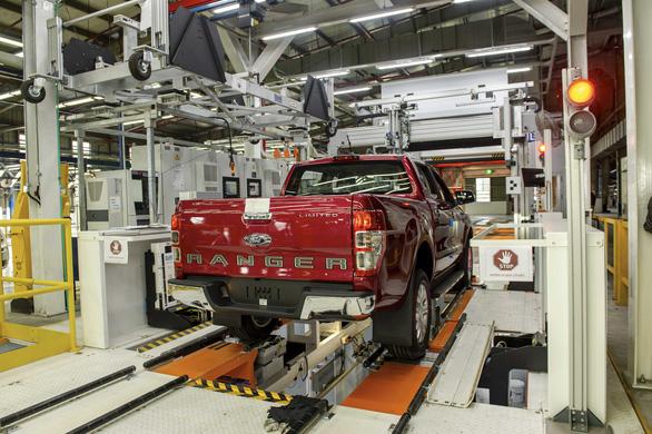 Ford quay trở lại lắp ráp xe Ranger tại Việt Nam - Ảnh 1.