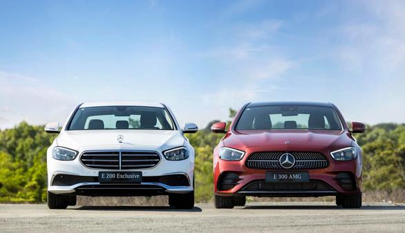 Mercedes-Benz tặng gói bảo dưỡng 2 năm trị giá gần 30 triệu đồng - Ảnh 2.