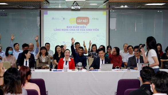 HSU sẽ là trường đại học quốc tế cho người Việt - Ảnh 2.